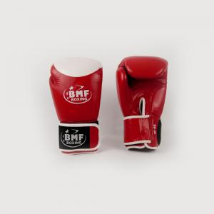 Gants Cuir competition Bout Blanc