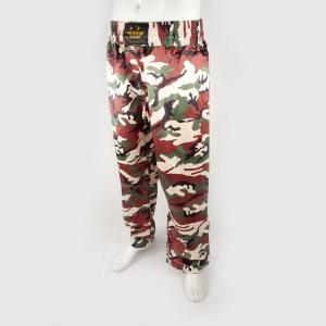 Pantalon full contact militaire
