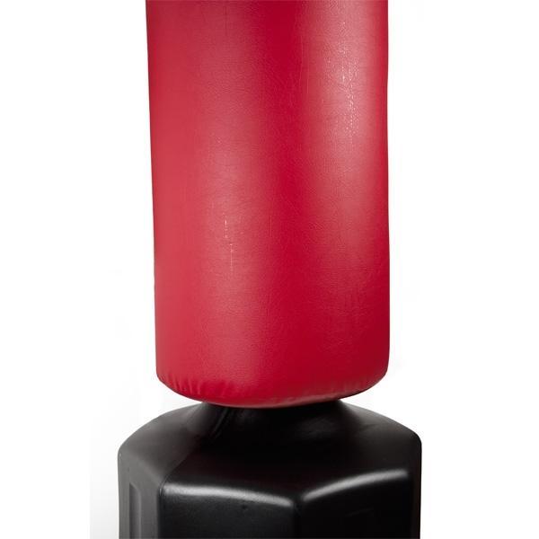 sac de frappe sur socle rouge bmf boxing. Black Bedroom Furniture Sets. Home Design Ideas